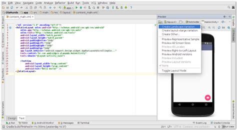 layout preview android studio not working 06 passos essenciais para come 231 ar com android studio