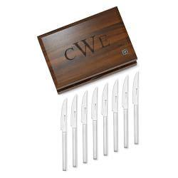 monogram kitchen knives personalized kitchen knives williams sonoma