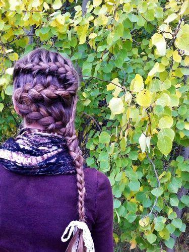 braided hairstyles seventeen 1000 ideas about purple braids on pinterest box braids