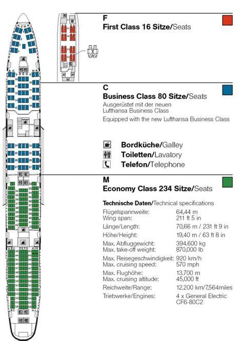 lufthansa boeing 747 400 seat map lufthansa seat map iflybusiness