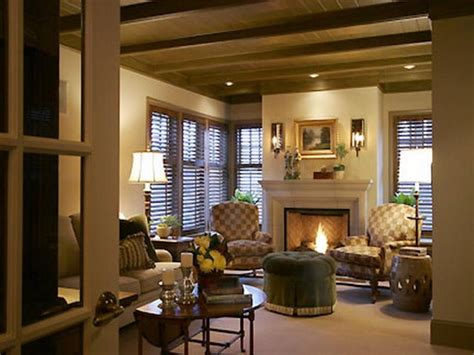 living room traditional living room ideas with fireplace and tv banquette shed mediterranean