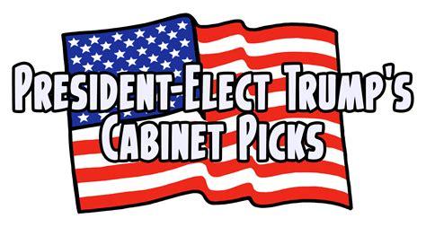 Cabinet Picks President Elect S Cabinet Picks The New Yorker