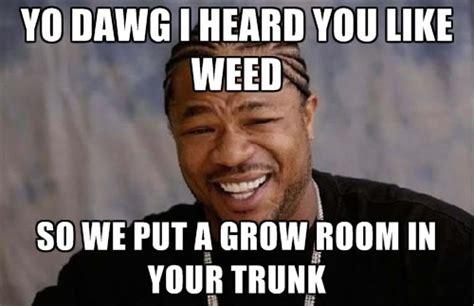 Pimp My Ride Meme - pimp my ride xzibit grow room weed memes