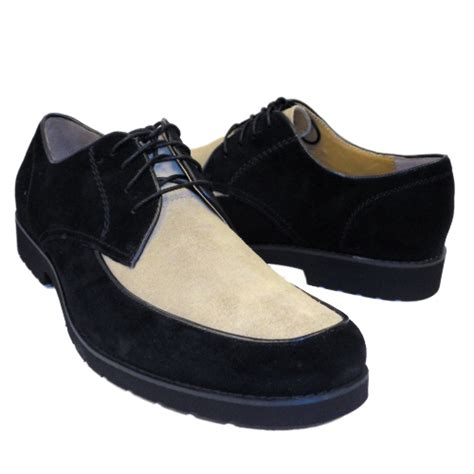 hush puppies suede shoes new hush puppies vclass mt suede oxford shoes mens size 7 5 ebay