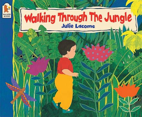 walking books walker books walking through the jungle