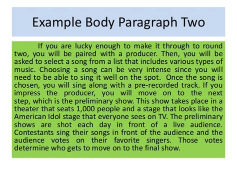 Two Paragraph Essay by Connection Between Paragraph And Essay