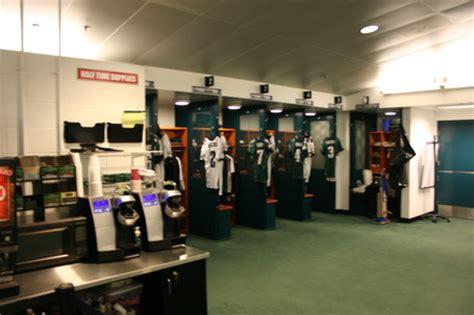 eagles locker room the bobcat nation view topic visitor locker room