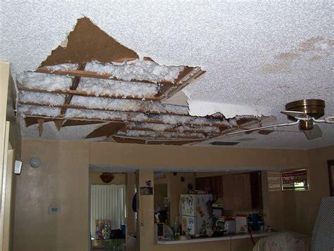 Repair In Drywall Ceiling by Damage Ceiling Repair Before Photo Cape