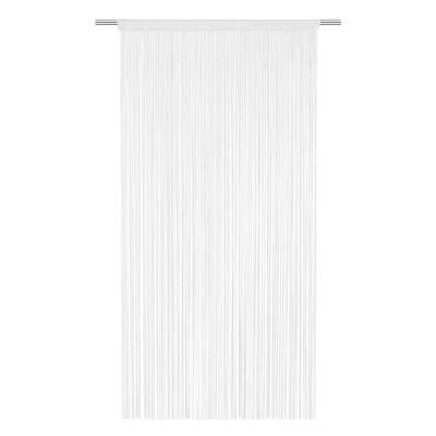 tende a spaghetto tenda porta spaghetti bianco 140 x 270 cm prezzi e offerte