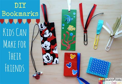 Design My Own House by Diy Bookmarks Kids Can Make For Their Friends
