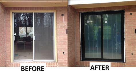 Replacing Sliding Glass Door With Window Replacement Doors Front Doors Sliding Doors Expert Window Door