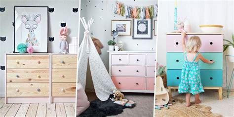 Ikea Commode Enfant by Ikea Hack 14 Id 233 Es Pour Customiser Une Commode D Enfant