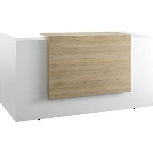 Officeworks Reception Desk Stilford Reception Counter 2m White Officeworks