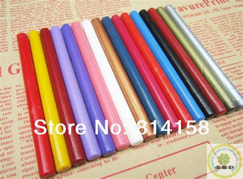 colored glue sticks colored mini glue wax sticks for melt gun gun jpg