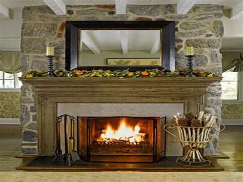 decorating ideas to make your fireplace pop