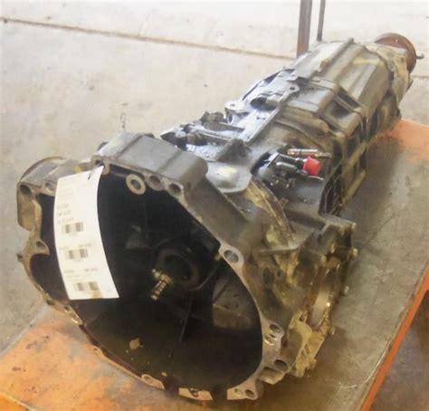 used manual transmission 2005 2008 audi a4 quattro 2 0l trans code gve 1336523 ebay