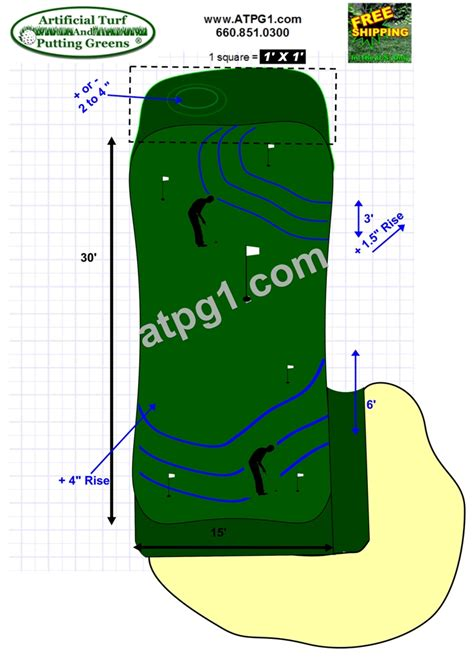 green plans wholesale putting greens free putting green designs plans