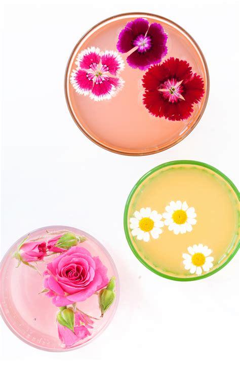 design love fest recipes weekend toast spring cocktails mocktails with flower power