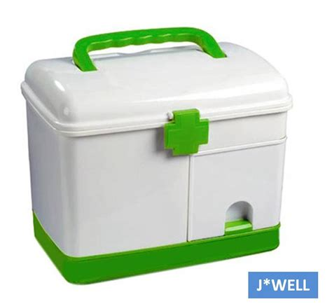 medication containers storage cross family health medicine storage organizer container