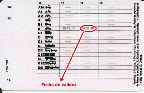 quieres obtener o renovar tu licencia de conducir san 191 c 243 mo renovar el carnet de conducir caducado