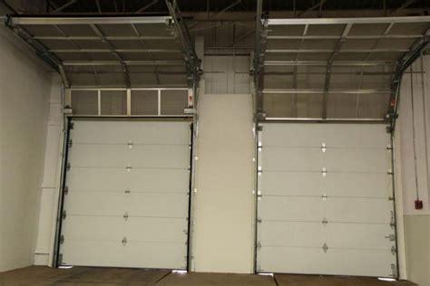 Overhead Screen Doors by Dock Door Bug Screen For Insect Protection Ventilation