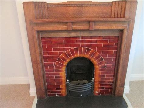 1930s Fireplace Tiles by Trying To 1930s Fireplace What Colour Walls