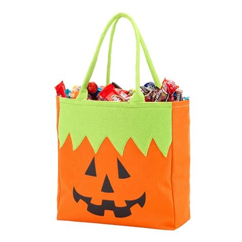 Halloween Pumpkins Designs - pumpkin halloween bags for kids of all ages