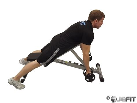 Incline Bench Back Exercises 28 Images Cable Back Incline Pushdown Exercise