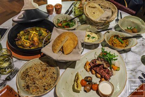 dubai cuisine the open at jumeirah residence dubai travel