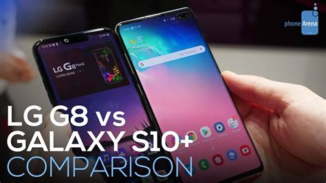 lg  thinq  samsung galaxy   battle  androids bigs youtube