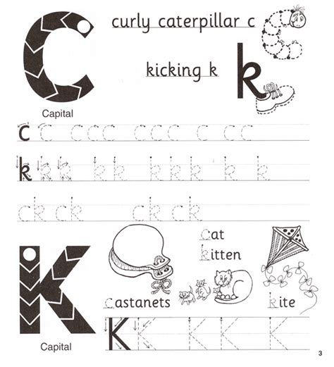 Jolly Phonics Worksheets For Kindergarten by Free Coloring Pages Of Jolly Phonics F