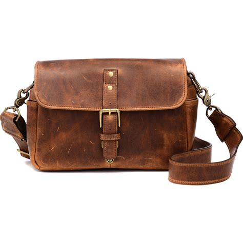 Cognac Leather by Ona Bowery Bag Leather Antique Cognac Ona5 014lbr B H