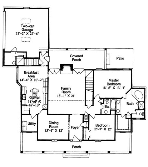 port gibson acadian home plan 024d 0028 house plans and more
