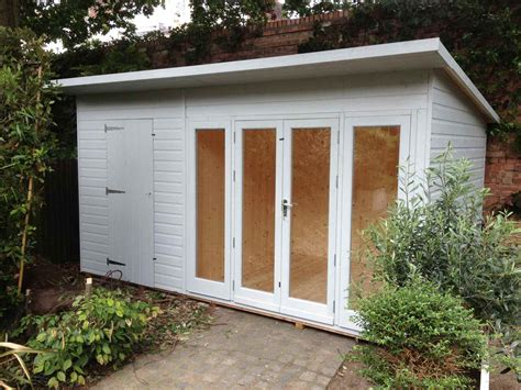 Insulated Garden Sheds by Combination Buildings Mb Garden Building