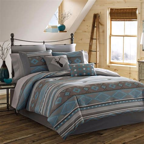 southwestern comforter sets king king desert vibe true timber southwest