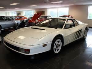 Testarossa For Sale 1985 Testarossa For Sale In Bellevue Wa