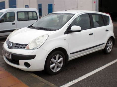 nissan note 2005 white 2005 nissan note 1 4 related infomation specifications