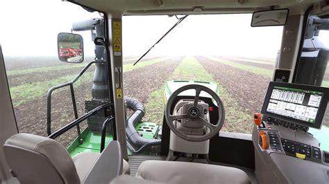 cabine per mietitrebbie usate trattore deere nuova serie 9rx la cabina