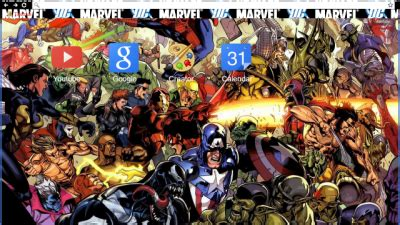 chrome themes marvel avengers chrome themes themebeta