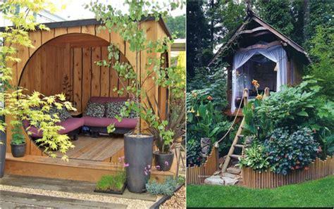 Schön Garten by H 252 Tte Idee Paletten
