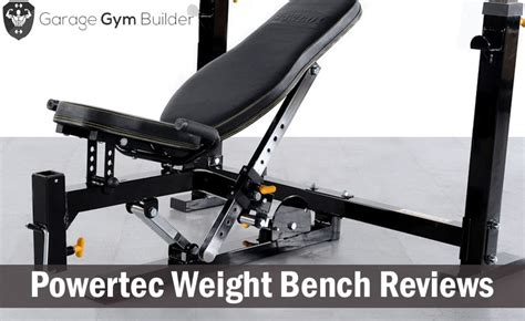 Powertec Weight Bench Review 2017 Powertec Utility Bench