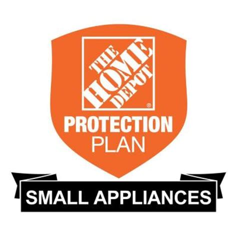 the home depot 3 year protection plan for small appliances