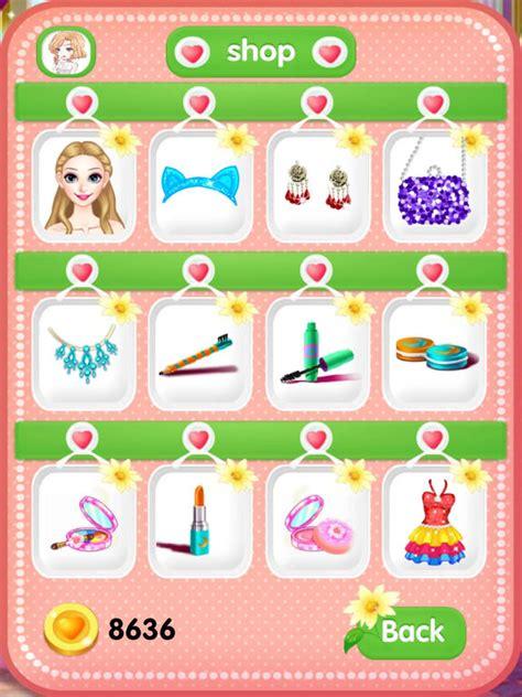 haircuts shop games app shopper princess new hairstyle beauty games games