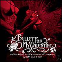 bullet for my the poison album suffocating words of sorrow what can i do