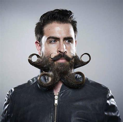 diversi tagli di barba moda uomo 2015 la barba continua a fare tendenza