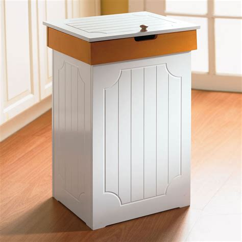 kitchen island with garbage bin kitchen innovative of kitchen trash can ideas tall