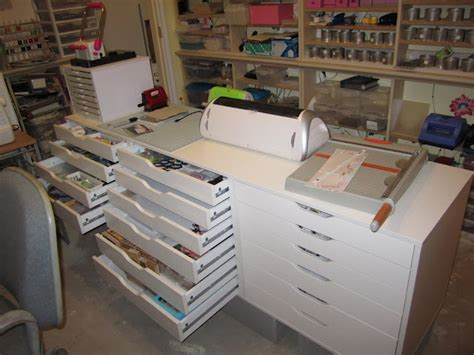 craft room storage ikea drawers from ikea craft sewing room
