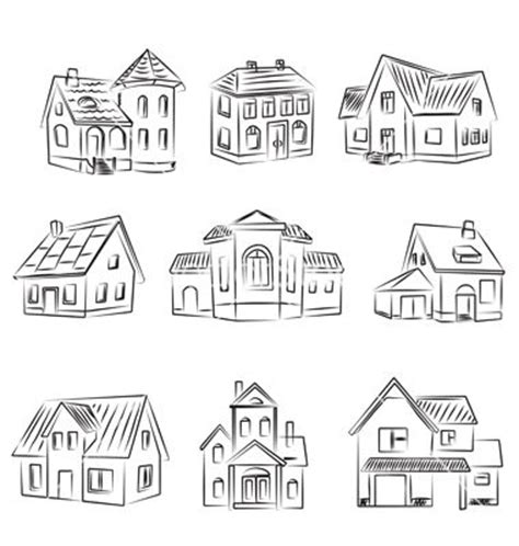 doodle how to make house 25 trending drawing of house ideas on