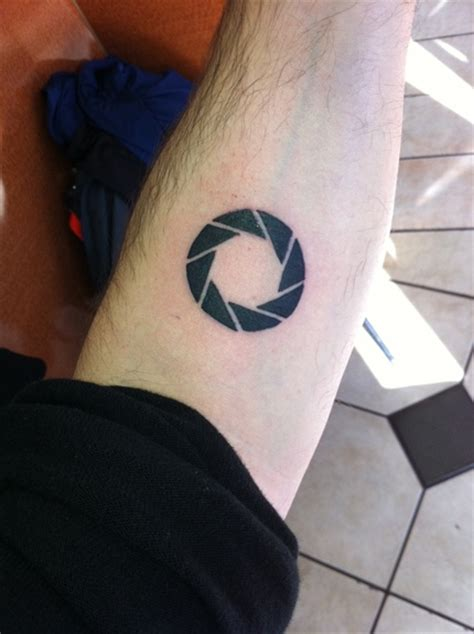 photography tattoos 25 best ideas about aperture on