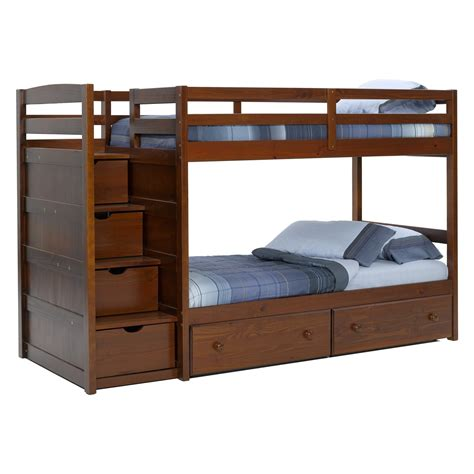 Twin Bunk Beds With Stairs White Bunk Beds With Stairs Bunk Beds For With Stairs